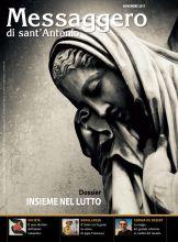 Copertina Messaggero di sant'Antonio novembre 2017