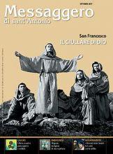 Copertina Messaggero di sant'Antonio ottobre 2017