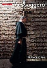 Copertina Messaggero di sant'Antonio ottobre 2019