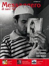 Copertina Messaggero di sant'Antonio settembre 2018