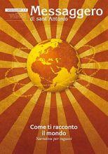 Copertina Messaggero di sant'Antonio settembre 2019