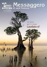 Copertina Messaggero di sant'Antonio settembre 2020