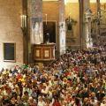 Si stima che nella sola giornata del 13 siano affluiti oltre 40 mila pellegrini - ©fraAndreaVaona