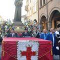 13 giugno 2017, grande concorso di fedeli alla processione del Santo, che come da tradizione si è snodata per le vie della città di Padova.  - @MarcoSevarin/ArchivioMsa