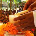 Promotore del viaggio delle reliquie in Bangladesh è stato il cardinale Patrick D'Rozario, arcivescovo di Dacca. - © fra Paolo Floretta e fra Alessandro Ratti