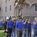 Ogni anno, il 13 giugno, i fedeli provenienti dal Friuli e non solo partecipano alla tradizionale processione. - ©Roberto Ronconi