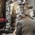 Un interno del santuario di Gemona, il primo dedicato a sant'Antonio. Antecedente, pare proprio, anche alla Basilica del Santo. - ©Andrea Semplici