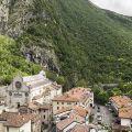 Uno scorcio panoramico della città di Gemona del Friuli, oggi. - ©Andrea Semplici