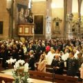Domenica 22 ottobre ore 11: la Basilica è gremita di fedeli e di autorità - ©AndreaVaona/ArchivioMsa