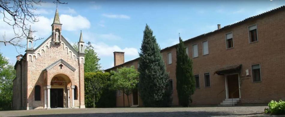 Il santuario del noce e il convento delle clarisse a Camposampiero