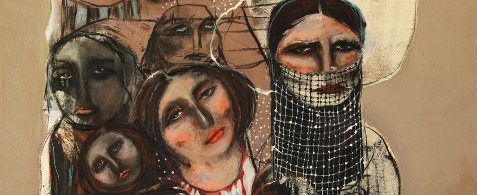 Mona Nahleh, «Nostalgia» (particolare).