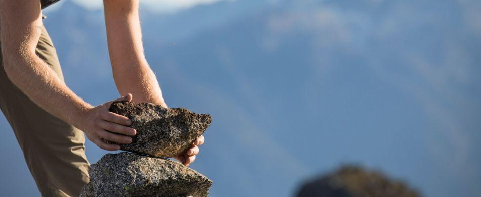 Costruire sulla roccia