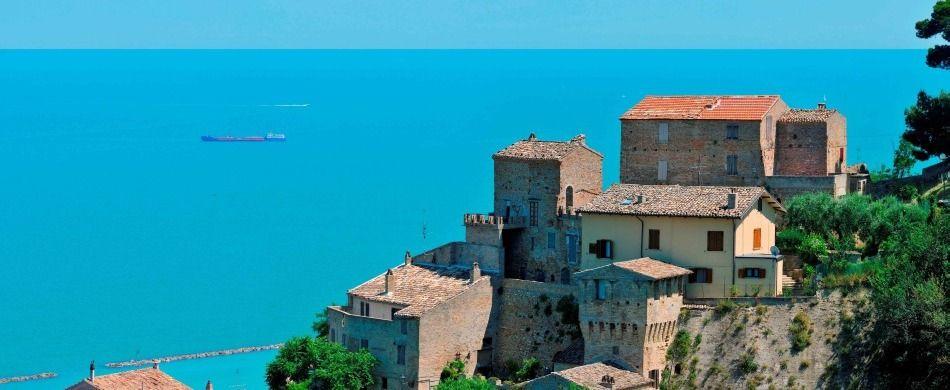 Grottammare, balcone sull'Adriatico