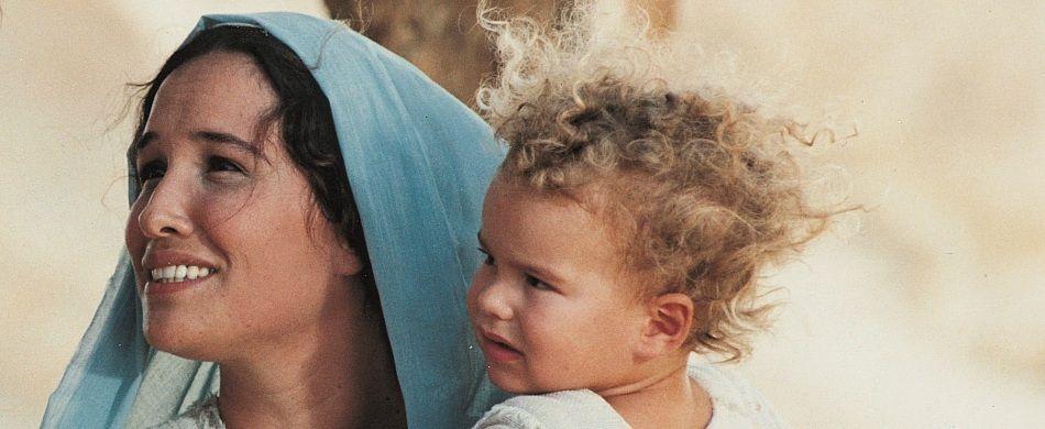 Maria col bambino