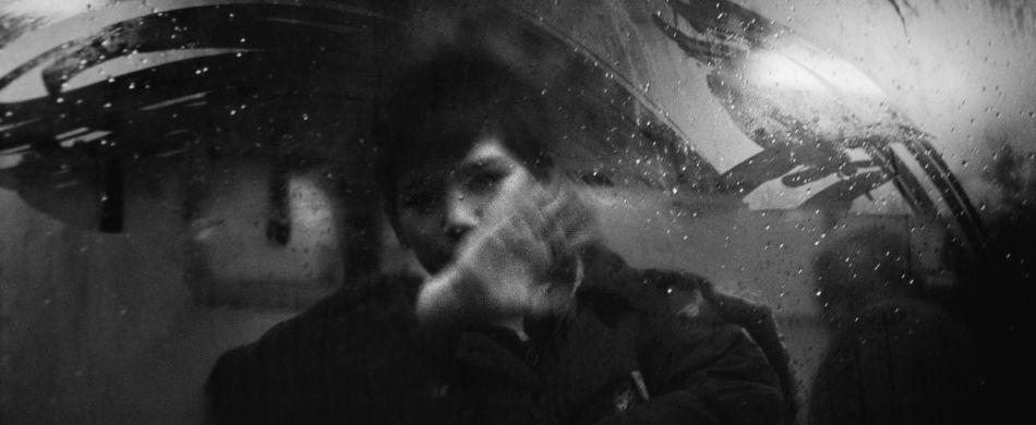 Uno scatto tratto dalla mostra fotografica «Blackout. The Darkside of Istanbul» a Palazzo Bisaccioni, Jesi (AN).