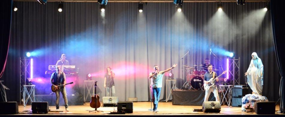 Un concerto di Marco Tanduo e la sua band