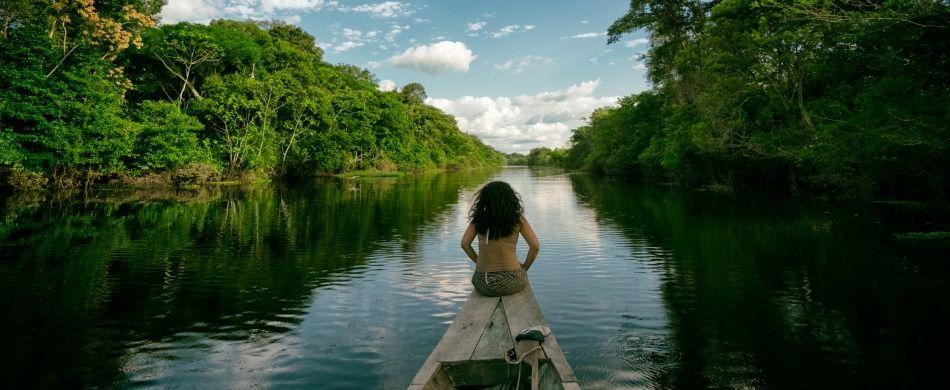 Lungo il Rio delle Amazzoni
