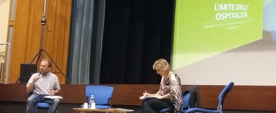 Marco Dal Corso al Convegno Scuola 2018