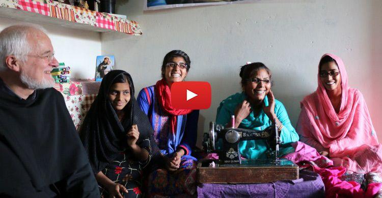Progetto Caritas Antoniana 2017 - Le donne sono la vera speranza del Pakistan. Aiutiamole insieme!