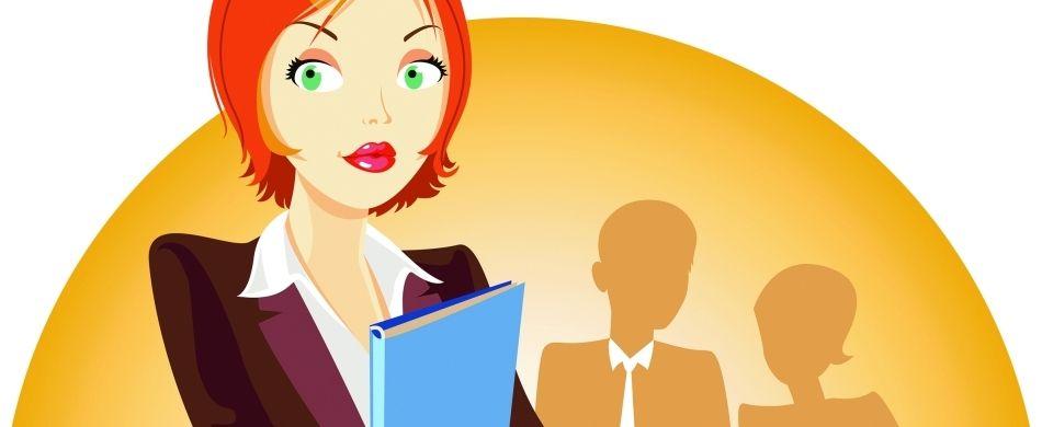 Una giovane neo assunta può generare tensioni in ufficio.