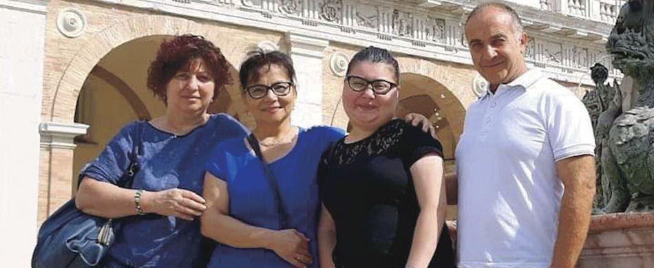 Basilica. Msa nazionale novembre 2019. Storia Caterina