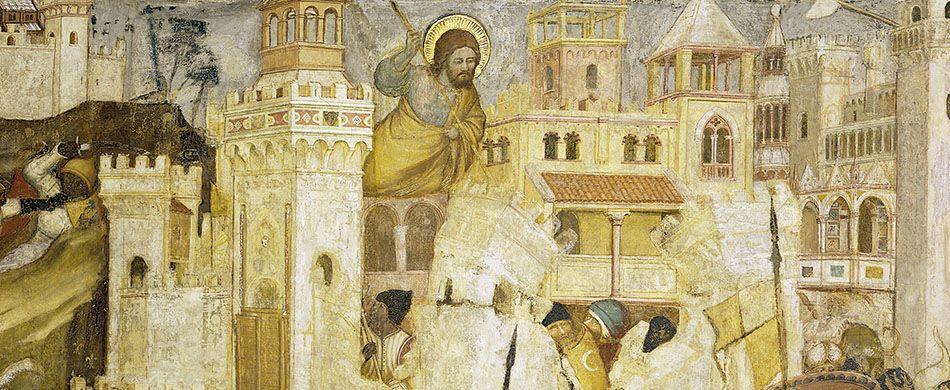 Basilica luglio-agosto Naz + Emi box Floretta. Cappella san Giacomo.