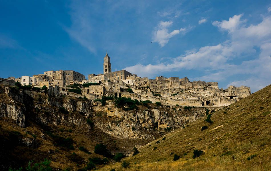 Tra i famosi Sassi, posto bellissimo dove vivere e coltivare i propri sogni. - Andrea Semplici