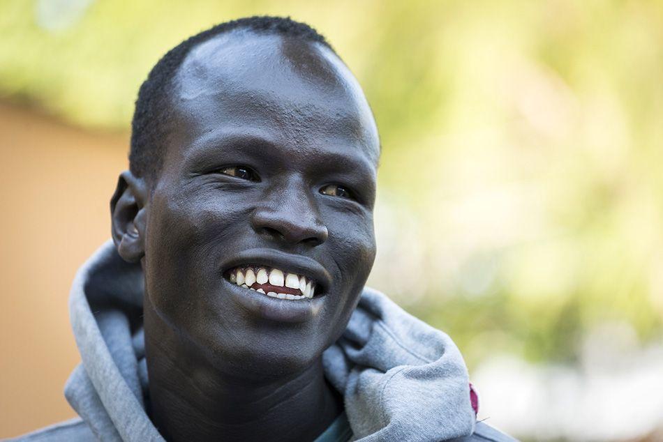 Yiech Pur Biel, Sud Sudan, Atletica leggera - Comitato olimpico internazionale