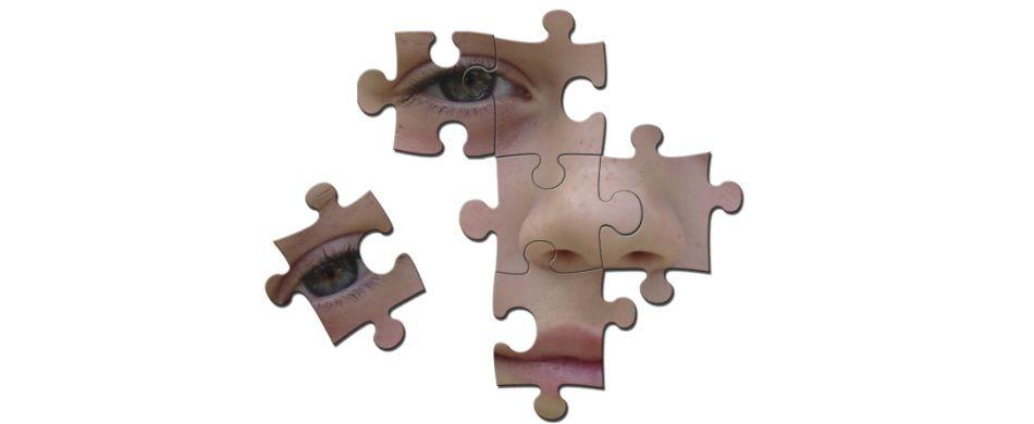 Volto-puzzle.
