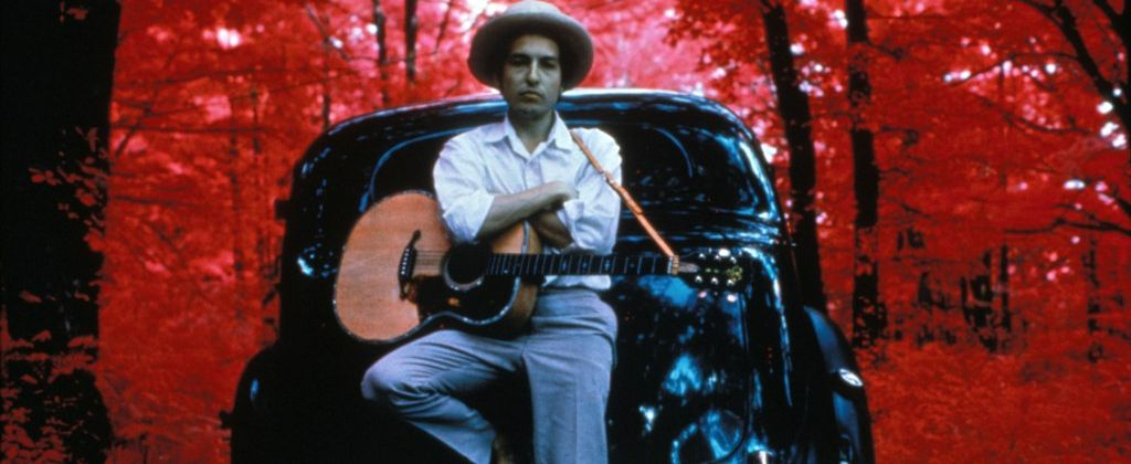 Bob Dylan in una foto del 1968
