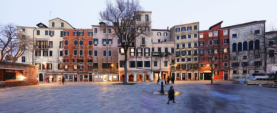 Il primo quartiere ebraico del mondo nasce a Venezia nel 1516. - Alessandro Bianchi/Reuters