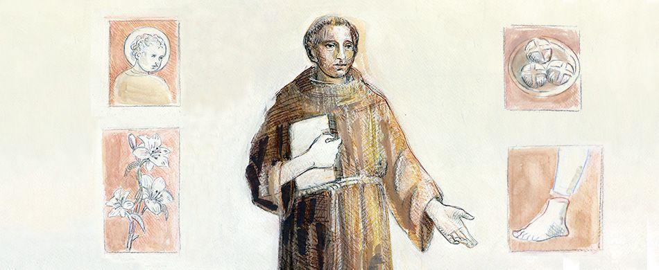 Il mio Sant'Antonio. Testimonianze, coppia. Tiziana e John
