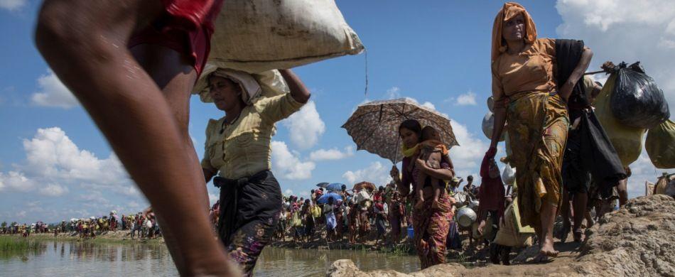 Rifugiati Rohingya in Bangladesh
