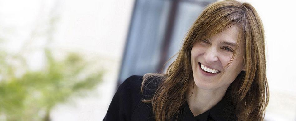 Cristiana Collu, direttore da novembre 2015 della galleria Nazionale d'Arte Moderna di Roma.