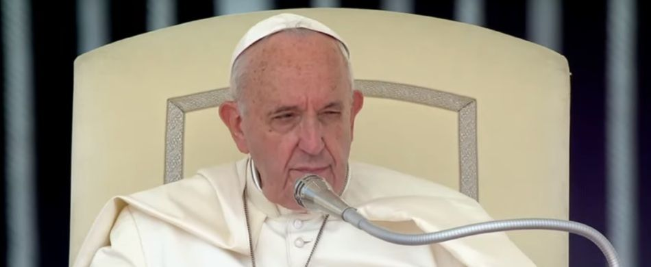 Papa Francesco ricorda il Santo