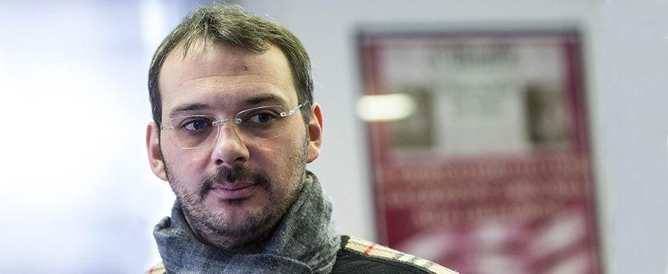 Borrometi, giornalista sotto scorta. Intervista. Msa nazionale ottobre 2017.
