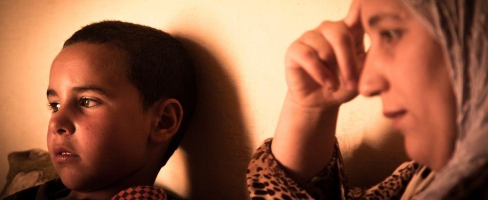 Una scena tratta dal film «My name is Adil» (Italia, Marocco 2016) di Adil Azzab, in concorso al XIX° RTFF.