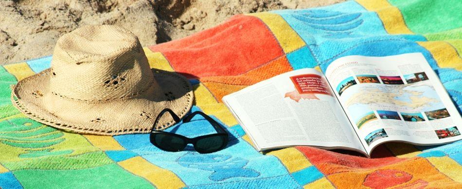 «Strumenti» da spiaggia