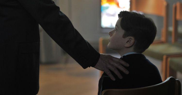 Una scena tratta da «Grazie a Dio» (Francia 2019).