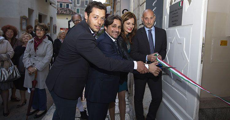 Croazia. Emi giugno 2017. Comunità italiana di Spalato.