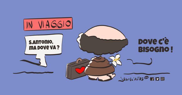 La valigia di Antonio
