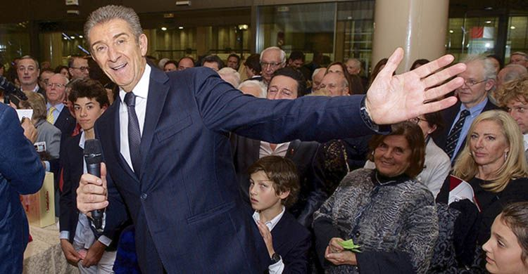 Ezio Greggio, presidente Comites Montecarlo.