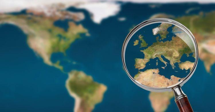 La geografia mondiale non è razzista.