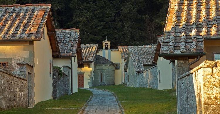 l'eremo di Camaldoli