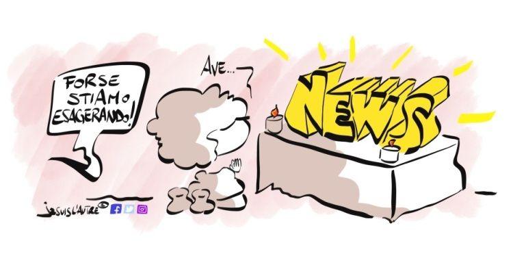 vignetta contro idolo news