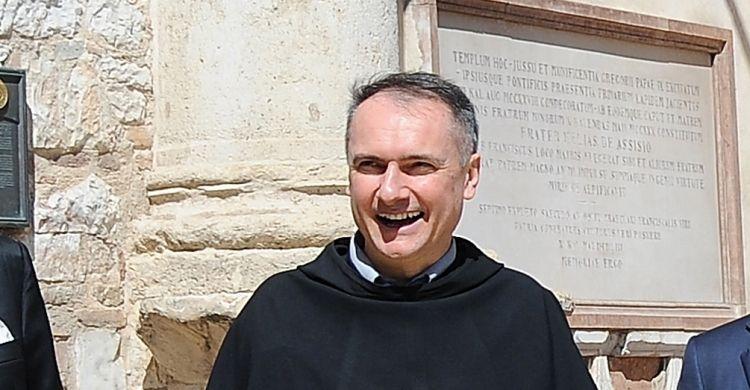 P. Mauro Gambetti, da frate a cardinale
