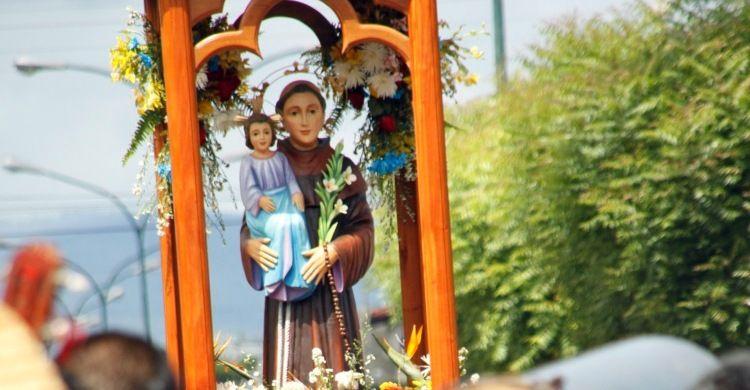 Procesión de San Antonio El Tocuyo