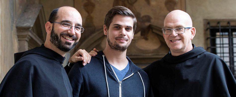 Giovanni, giovane marito e padre