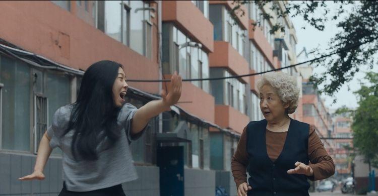 Una scena tratta da «The Fareweel – Una bugia buona» di Lulu Wang.