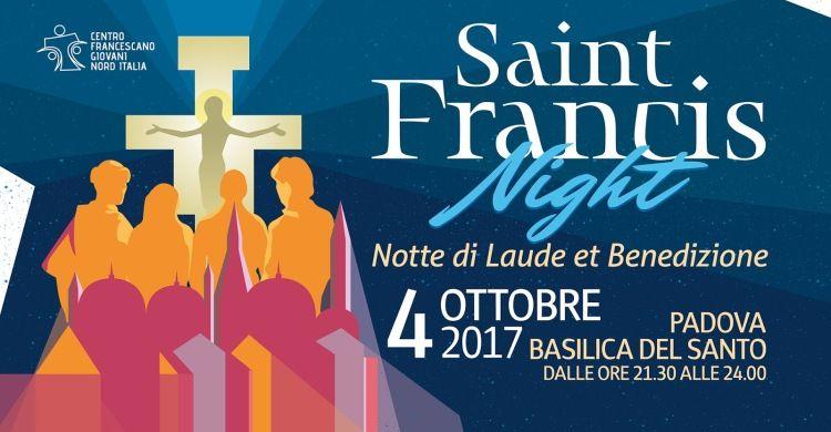 La locandina di Saint Francis night